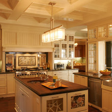 Craftsman Kitchen by Eric Trabert & Associates