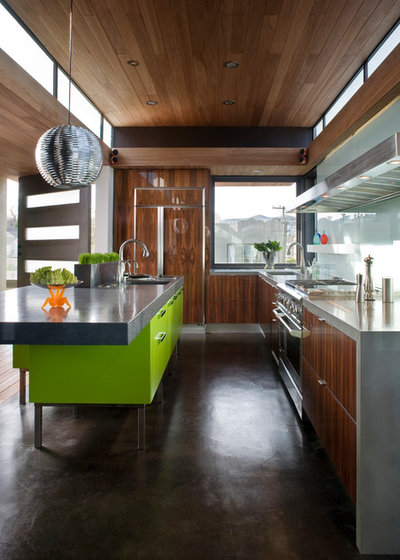 Contemporary Kitchen by Livingston Interiors