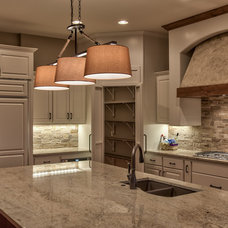 Beach Style Kitchen by Inspired Interiors
