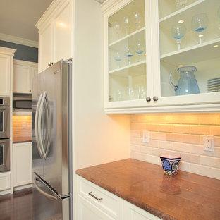 Fridge Cabinet Kitchen Ideas Photos Houzz