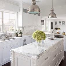 Traditional Kitchen by Smith Firestone Associates