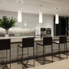 Contemporary Kitchen by McClean Design