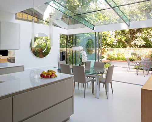 Glass Roof Houzz
