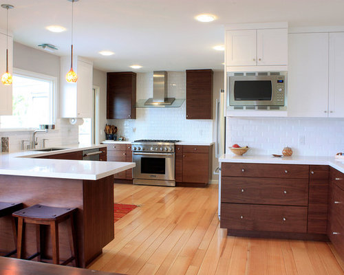 Bellmont 1900 Cabinets Design Ideas & Remodel Pictures | Houzz