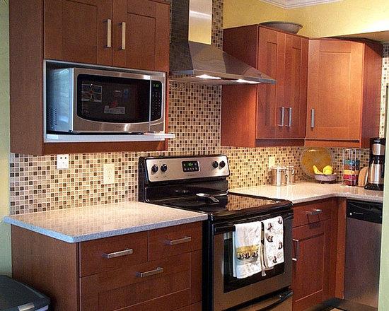 small ikea kitchen | houzz