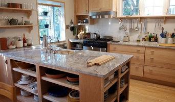 Super White Craftsman Kitchen Remodel