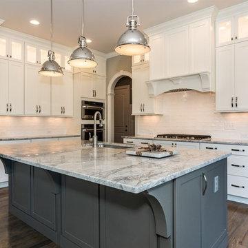 Super White Kitchen Countertop