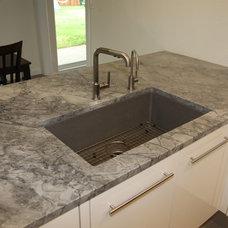 Modern Kitchen by The Granite Shop