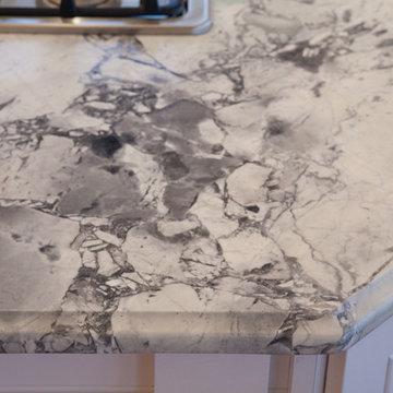 Super White Quartzite Countertops