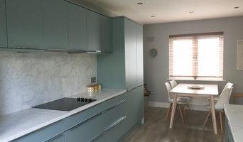 Supermatt fjord kitchen