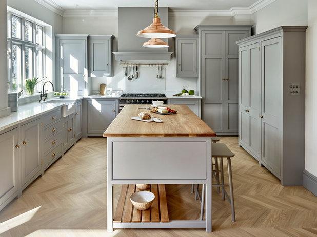 Fusion Kitchen by Brayer Design