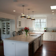 Traditional Kitchen by Design Discoveries