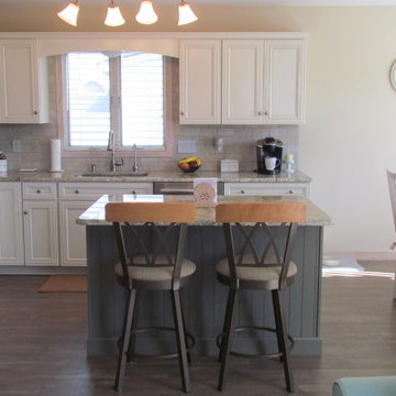 Surf City Raised Ranch Remodel