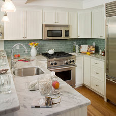 traditional kitchen by Gilbane Development Company
