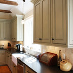 French Vanilla - Traditional - Kitchen - DC Metro - by ...