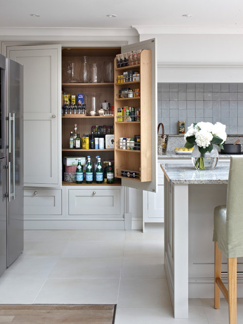 tall corner pantry cabinet home design ideas pictures remodel and decor. Black Bedroom Furniture Sets. Home Design Ideas