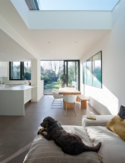 Contemporáneo Cocina by Moxon Architects