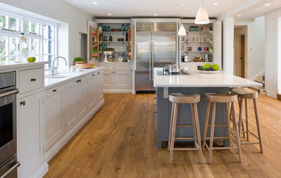 Kitchen Tour: A Country Kitchen With a Very Modern Twist