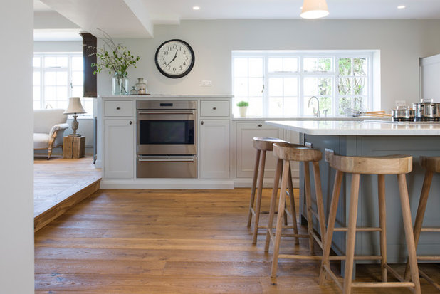 Transitional Kitchen by Alistair Fleming Design