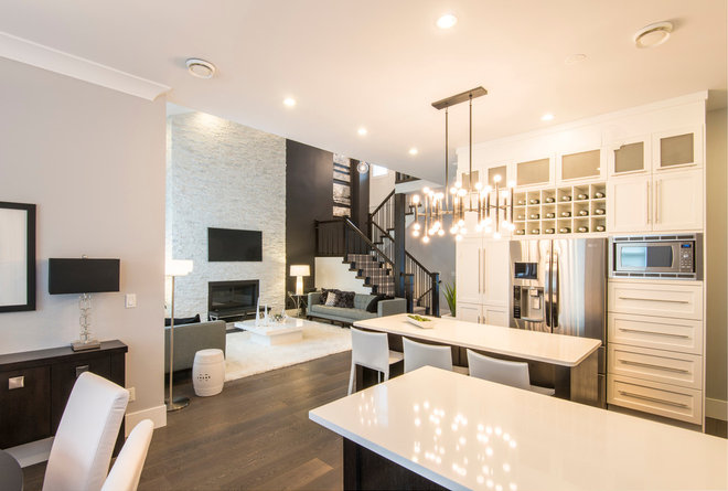 Contemporary Kitchen by Douglas Williams Photography