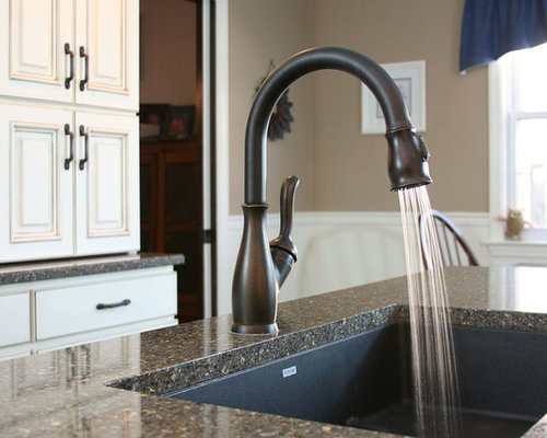 Granite composite sink ideas, pictures, remodel and decor