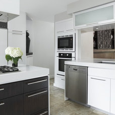 Contemporary Kitchen by Xstyles Bath + More