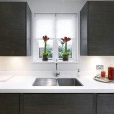 Contemporary Kitchen by KR Interior Design