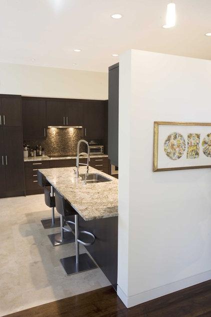 Contemporary Kitchen by Narofsky Architecture + ways2design