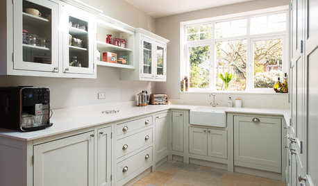12 Ways to Trod the Traditional-Style Kitchen Look
