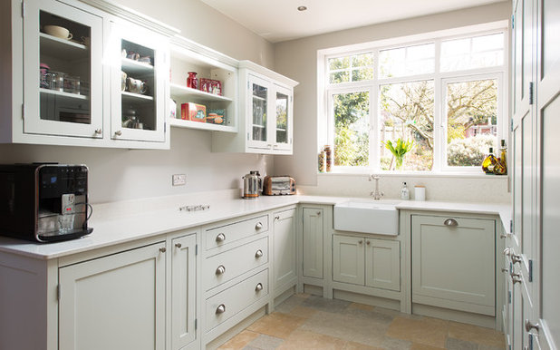 13 Modern Ways To Get A Traditional Style Kitchen