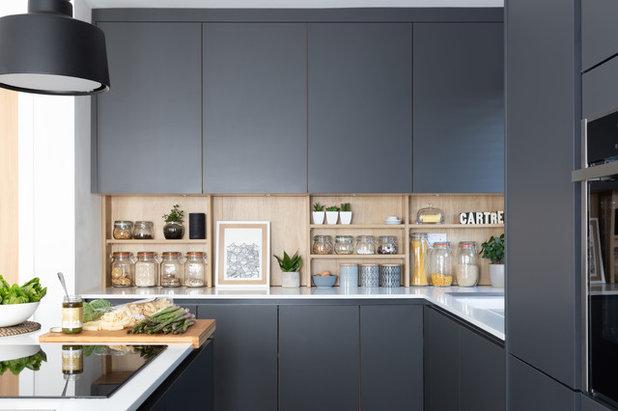 Scandinavian Kitchen by Masterclass Kitchens