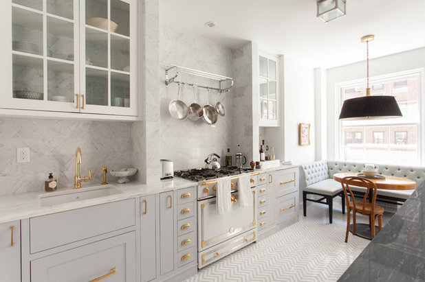Traditional Kitchen by Fox Force Five Construction