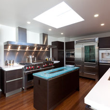 Contemporary Kitchen by Suzie Shore Interior & Furniture Design