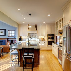 Traditional Kitchen by McDonald Remodeling