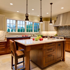 Traditional Kitchen by Nifelle Design - Fine Interiors