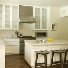 contemporary kitchen by Elizabeth Dinkel