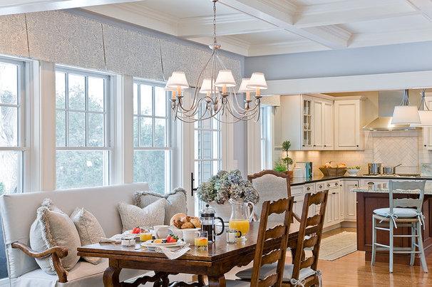 Traditional Kitchen by Anita Clark Design