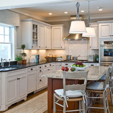 Traditional Kitchen by Anita Clark Design