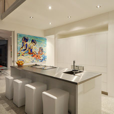 Contemporary Kitchen by Peter Fryer Design