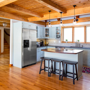 Swandale Kitchen and Mudroom--Mendon, MA