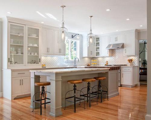 saveemail - Farmhouse Kitchen Design Ideas