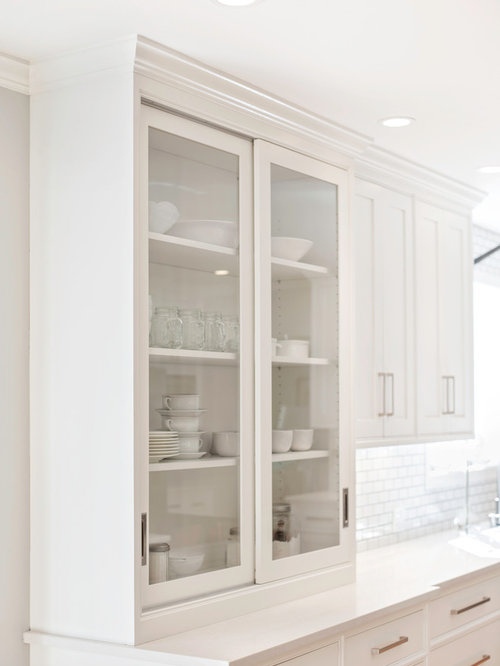 sliding kitchen cabinet doors sliding cabinet doors houzz 5339