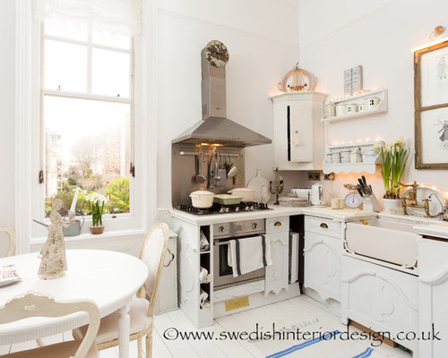 Luxury Shabby Chic Style Kitchen Design Ideas Renovations
