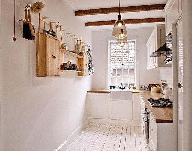 Scandinavian Kitchen by MR.FRÄG