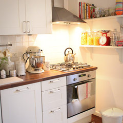 eclectic kitchen by Sweet as a Candy