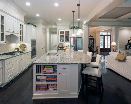 cuisine parall le avec un vier 3 bacs photos et id es d co de cuisines. Black Bedroom Furniture Sets. Home Design Ideas