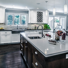 Traditional Kitchen by House 2 Home Design & Build