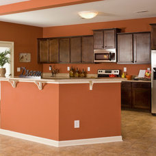 Traditional Kitchen by Jeff Lindsey Communities