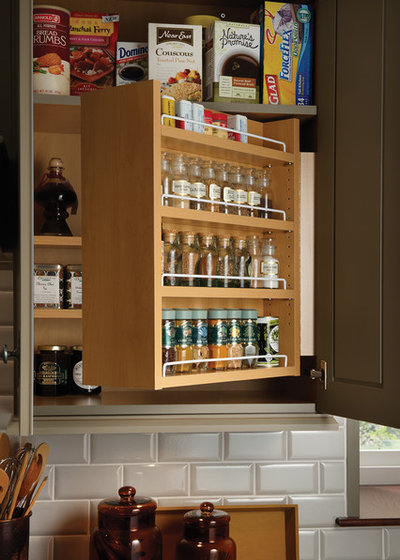 American Traditional Kitchen by Wood-Mode Fine Custom Cabinetry