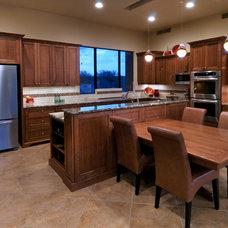 Contemporary Kitchen by Process Design Build, L.L.C.